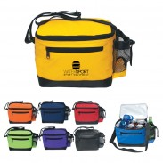 70D Nylon Six Pack Kooler Bag
