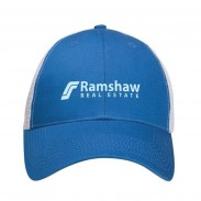 Customized Cotton twill with mesh back Headwear  Pro-Mesh Cap