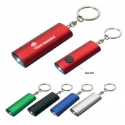 Aluminum Keychain Flashlight