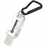 Antibacterial Gel with Carabiner (1.8 Oz.)