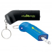 Auto Tire Gauge & LED
