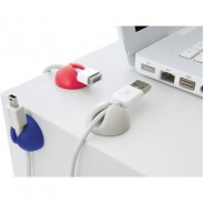 Fashion Silicone BlueLounge CableDrop Cable Clip