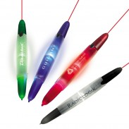 Advertising Custom 4-in-1 Laser Pointer Multifunction Pen