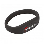 Color Silicone Bracelet USB 2.0 Flash Drive 16GB