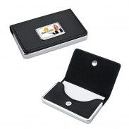 Alloy Business Card Case