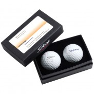 2-Ball Business Card Box