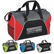 Color Panel Sport Duffel