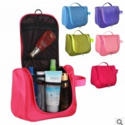 Customize Easy Carrying Water-proof Cosmetic Bag