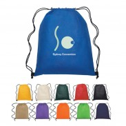 Customized Non-Woven Drawstring Sportpacks