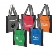 Durable 600D Poly Shopping Bag