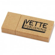 Eco Paperboard USB Drive - 4GB
