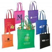 Everyday Non-Woven Shopper Tote Bag