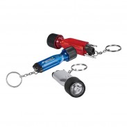 Flashlight Keychain Tool