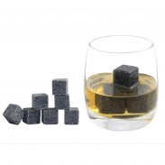 Promotional Griotte Freezing Stone of Whisky with DIY LOGO