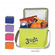Insulated Fitness Kooler Lunch Bag