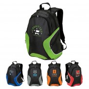 Large Lightweight 210D Polyester Backpack