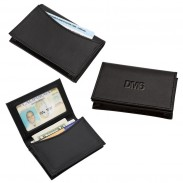Multi Function Leather Business Card Case