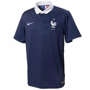 Fance soccer jersey home & away for 2014 Brazil World Cup