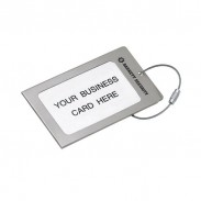 Metal Travel Luggage Tag