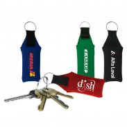 Neoprene Key Fob
