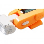pedometer with light