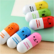 Promos ABS AS Lovely Capsule Stretch Pen with DIY LOGO