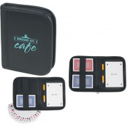 3 in 1 Customied Logo Set- Play Card,Note Book, Pencil suit to Party&Office