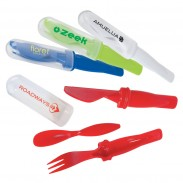 Portable & Resuable Cutlery Set