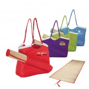 Promo Durable 600D Beach Tote & Mat