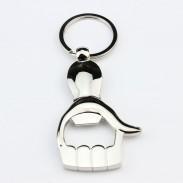 Promo Metal Individuality Palm Bottle Openers Key Chain
