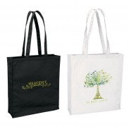 Promo Overall Recycled Fabric Tote Bag
