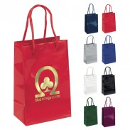 5x8 Gem Gloss Eurotote Shopper Paper Bag