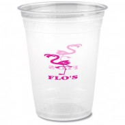 Compostable Clear Cup - 12 oz