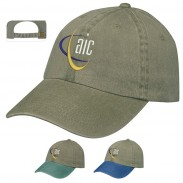 PromotionalCotton Sports Visors TwillStonewashed Cap