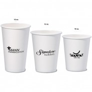 Paper Hot/ Cold Cup - 10 oz.