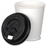 Insulated Paper Travel Cup - 12 oz.