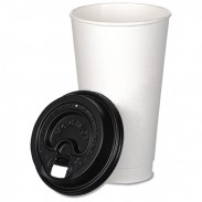 Insulated Paper Travel Cup - 20 oz