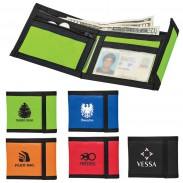 Promotional Nylon Sports Wallet