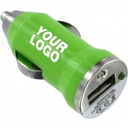 On-The-Go USB Car Charger