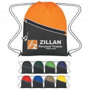 Promotional Two-Tone Water-Resistant Sports Pack