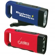 Rechargeable Dynamo Flashlight
