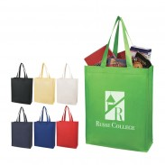 Reusable Matte Laminated Non-Woven Shopping Bag
