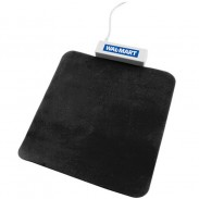 Promotional Easy Storage Mouse Pad with USB Wire Connector
