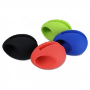 Silicone Egg Amplifier iPhone 5 Stand