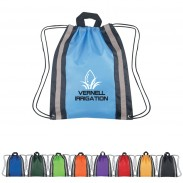 Small Reflective 210D Polyester Sports Pack