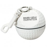 Sport Ball w/Rain Poncho - Golf Ball