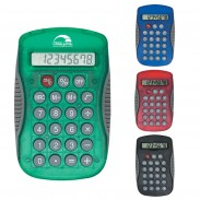 Portable  Desktop Calculator With Battery