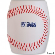 Sports Can Holder Baseball