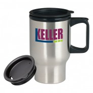 Stainless Steel Trip Mug - 17 oz.
