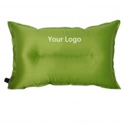 Customized Convenient Ployester Gas Filling Pillow with DIY LOGO